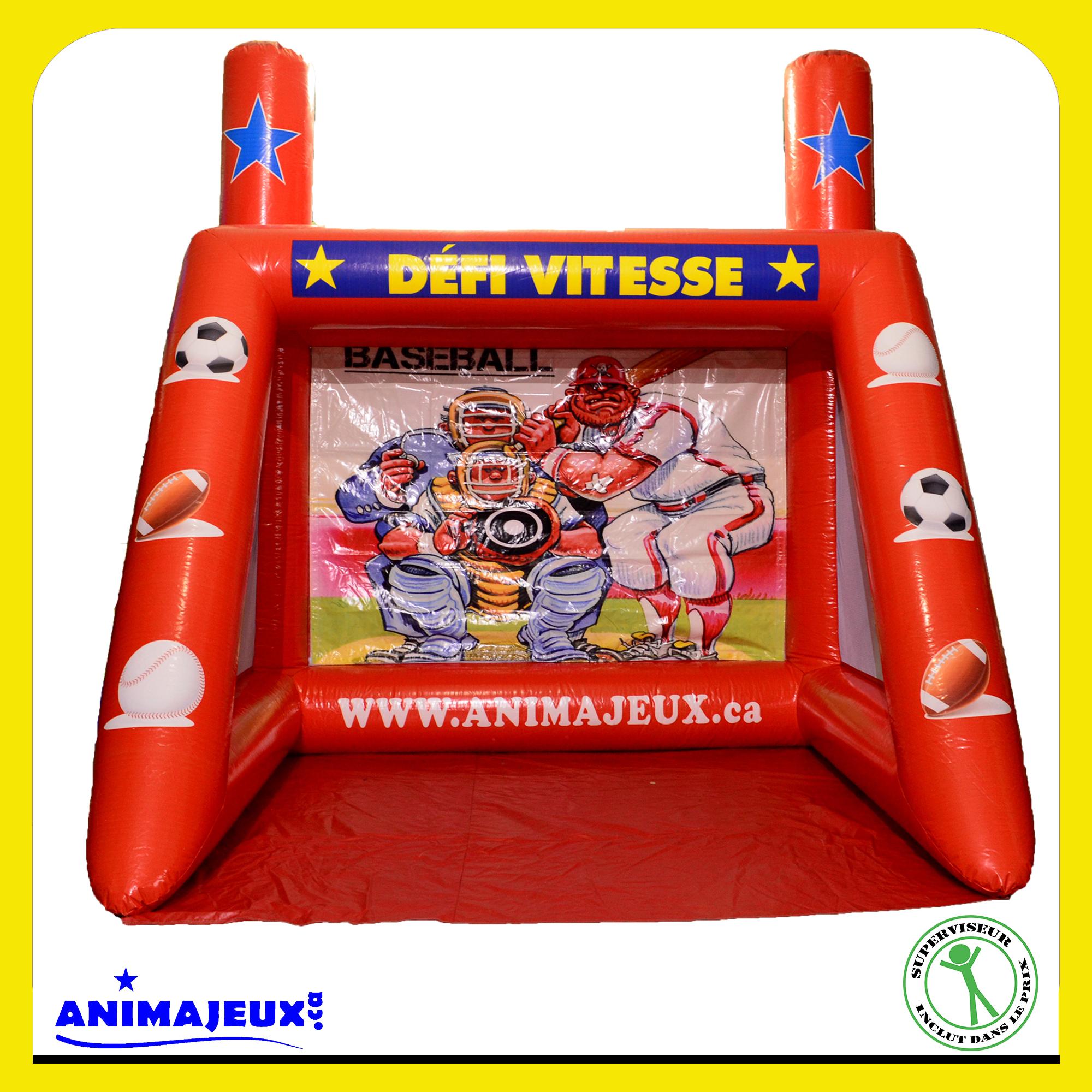 Défi Vitesse (Baseball)